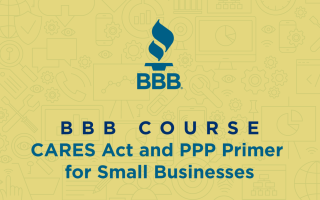 CARES Act and PPP Online Course for Small Businesses