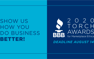 Deadline Extension - Torch Awards for Marketplace Ethics