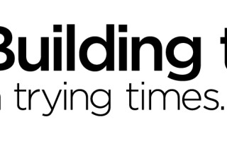 """""""We're Working!"""" Logo for Accredited Businesses Available"""