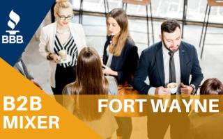 B2B Mixer | Fort Wayne