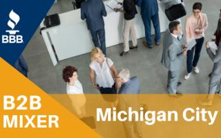 B2B Mixer | Michigan City