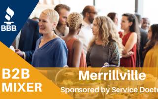 BBB B2B Mixer | Merrillville