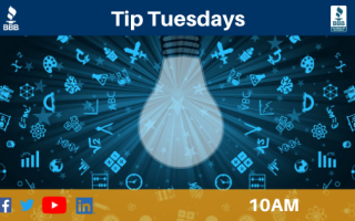New Video Resource: Tip  Tuesdays!