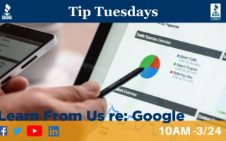 BBB Tip: Let Us Help You Harness Google's Tools