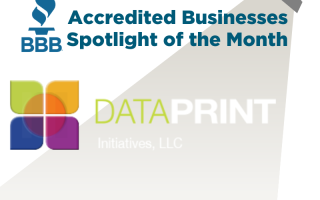 April Accredited Business Spotlight: DataPrint Initiatives