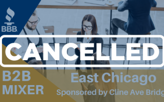 B2B Mixer: East Chicago Cancelled
