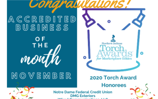 Congratulations to 2020 Torch Award Honorees!