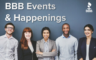 BBB Events & Happenings